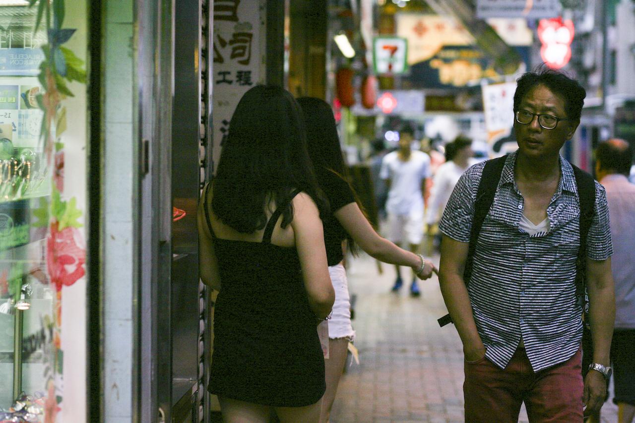 Hong kong kowloon sex workers